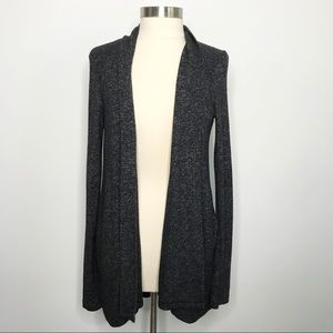 Anthropologie Saturday Sunday Open Front Sweater S